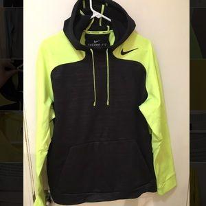 Nike pro training therma fit men's hoodie XL